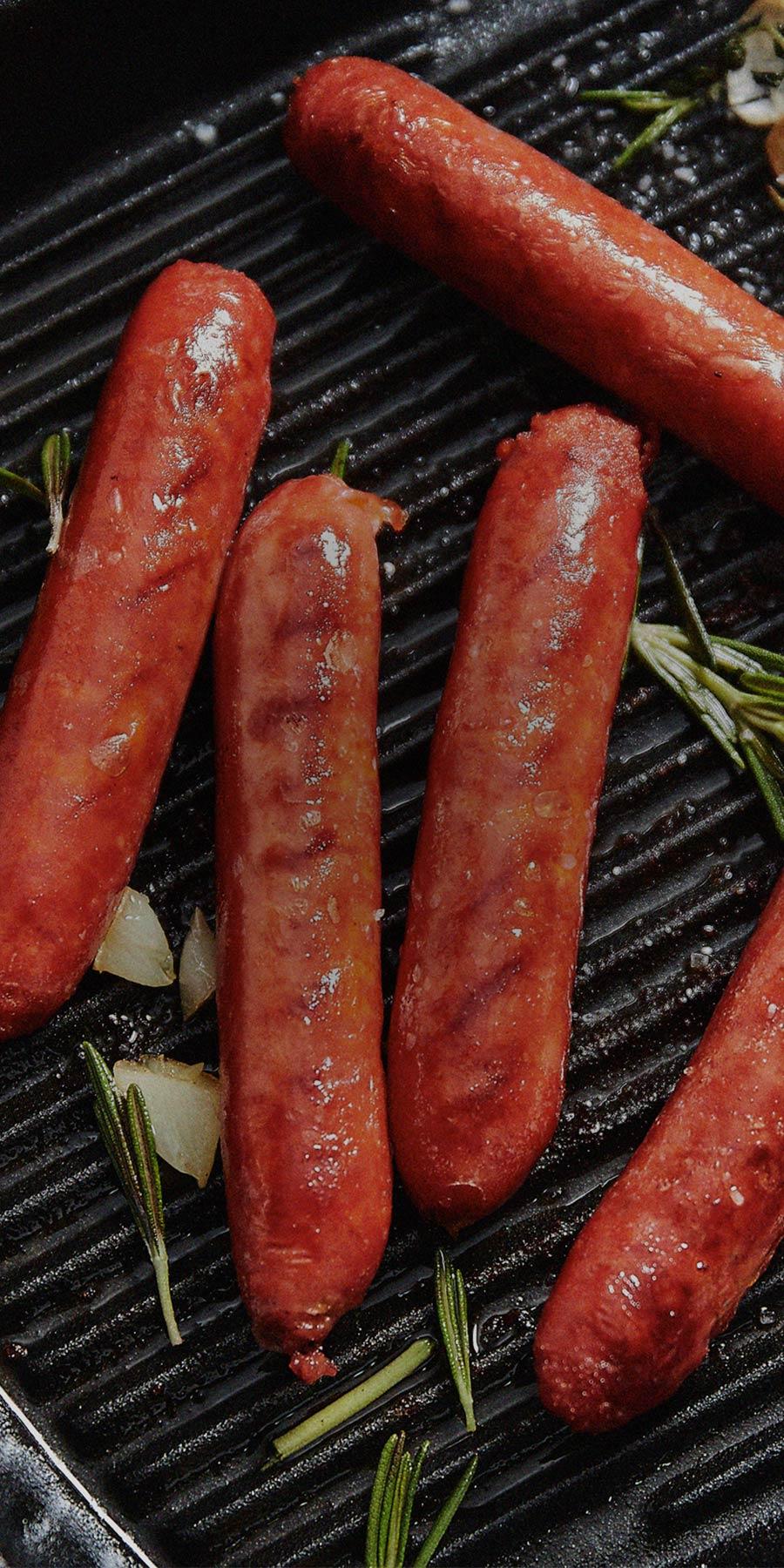 Scrummy sausage