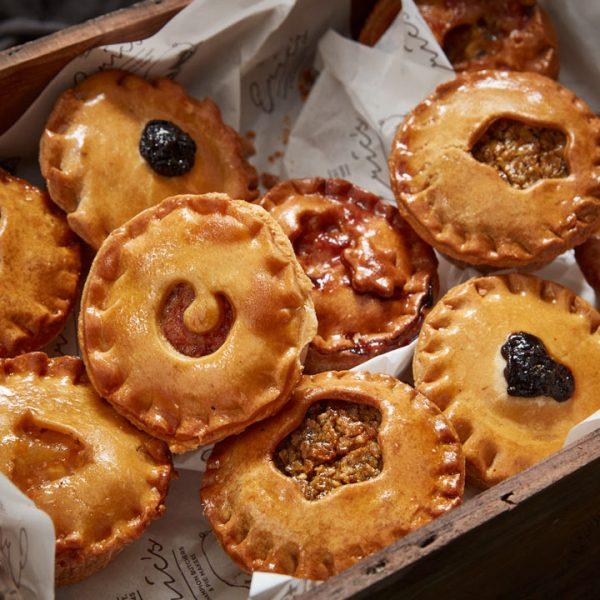 Mixed pies